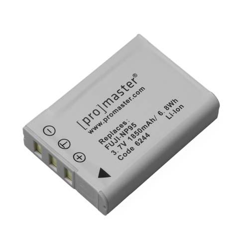 ProMaster NP95 battery       Fuji
