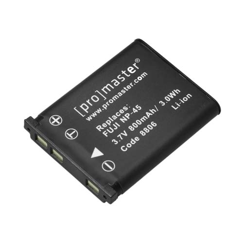 ProMaster NP45 battery       Fuji