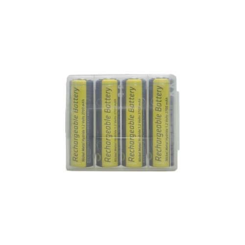 ProMaster XtraPower PRO NiMH AA High capacity   4 pack