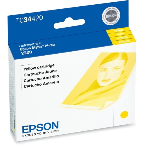 EPSON Yellow Ink T034420