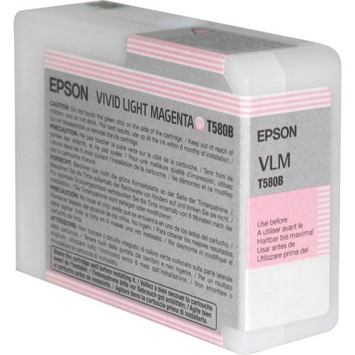EPSON Vivid Light Magenta Ink T580B00