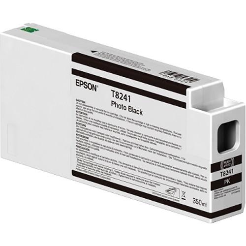 EPSON Photo Black             350ml T824100 Ink Cartridge