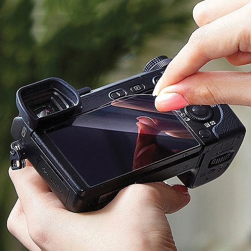 ProMaster Crystal Touch Screen Shield    Canon 5DMKIII 5DS 5DR