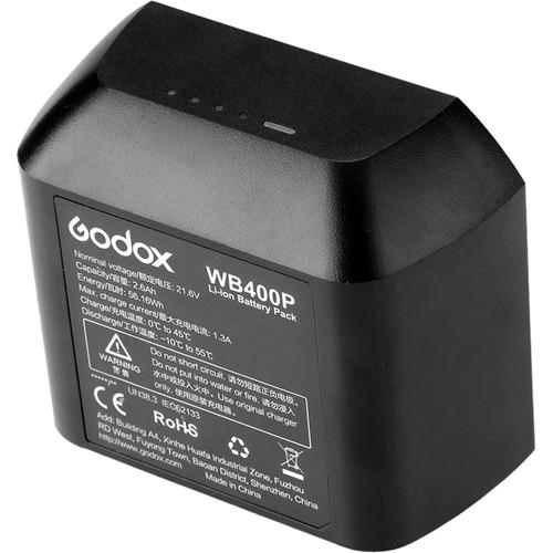 GODOX Battery for AD400Pro 2600mAh
