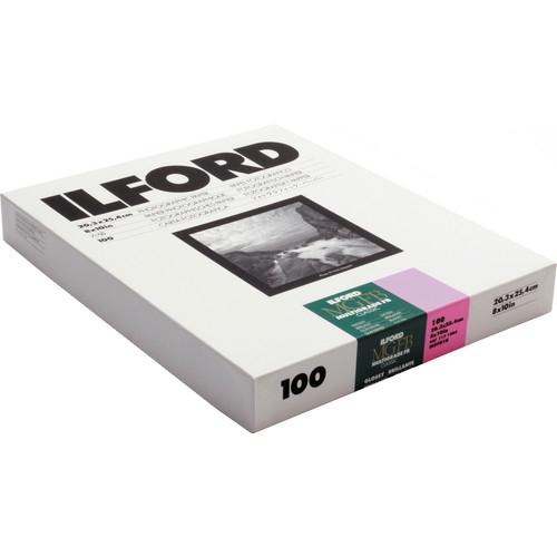 """ILFORD Multigrade Fiber Classic Glossy 1K 8""""x10"""" 100 sheets"""
