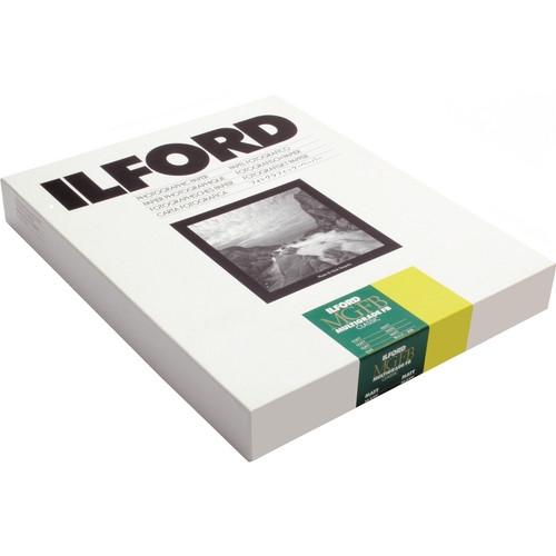 """ILFORD Multigrade Fiber Classic Matte 5K   8""""x10""""  25 sheets"""