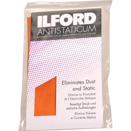 """ILFORD 13x13"""" Antistatic Cloth"""