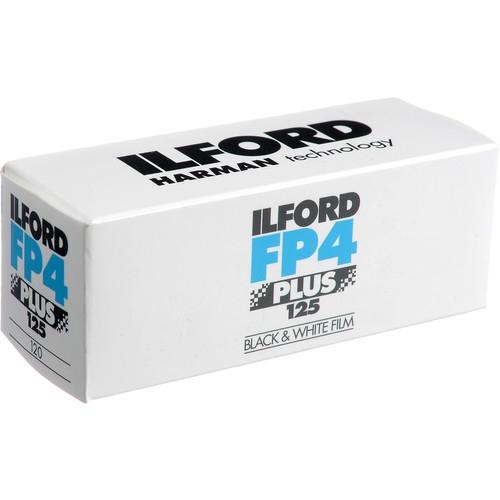 ILFORD FP4 Plus 120 (125)