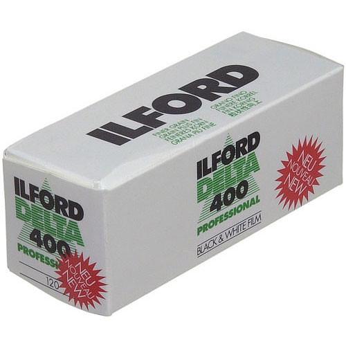 ILFORD Delta 400asa 120 Single Roll