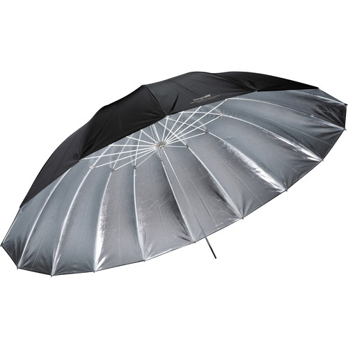 WESTCOTT 7' Parabolic Umbrella Silver