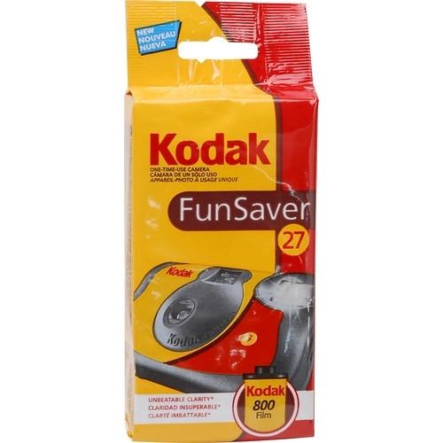 KODAK Funsaver Single Use Camera 800 27-EXP