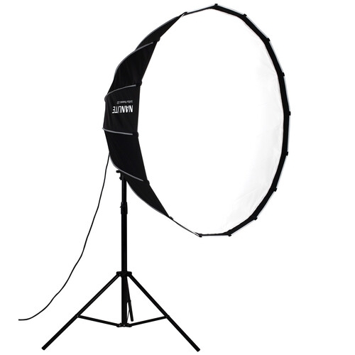 NANLITE Para 120 Quick-Open Softbox with Bowens Mount