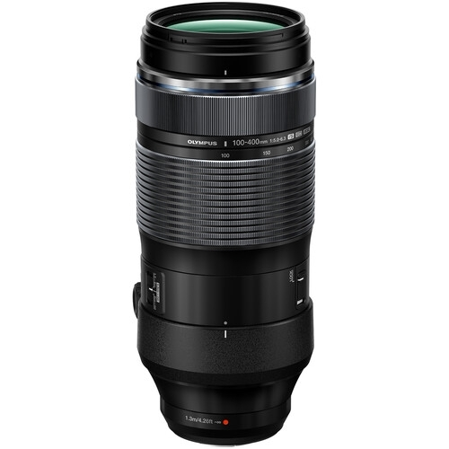 OLYMPUS 100-400mm f/5-6.3 IS ED Lens for Micro 4/3