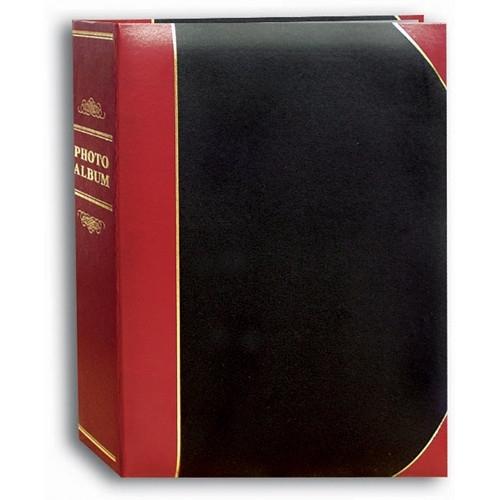 "PIONEER TBT57 5""x7"" Ledger Album   Black with Red trim"