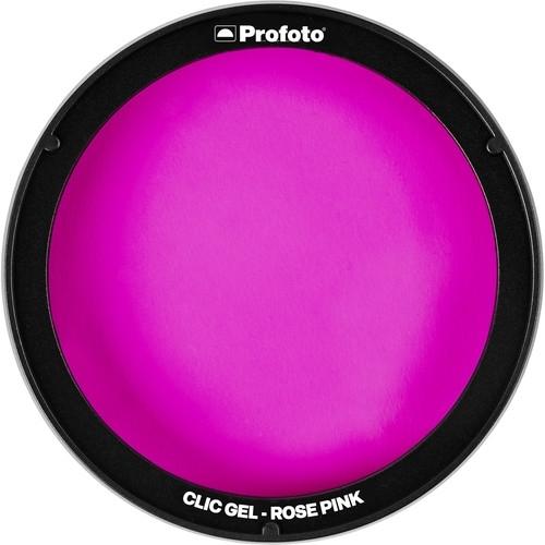 PROFOTO Clic Gel   Rose Pink
