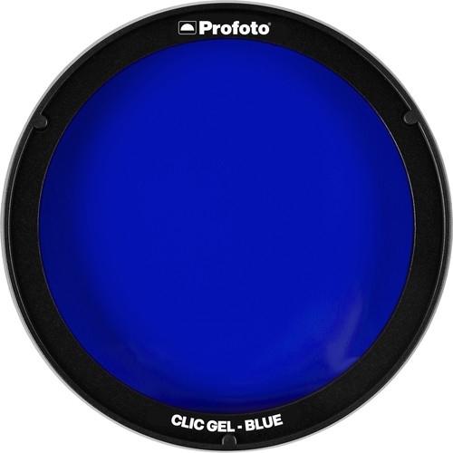 PROFOTO Clic Gel   Blue