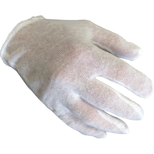Cotton Gloves  package of 12 Large