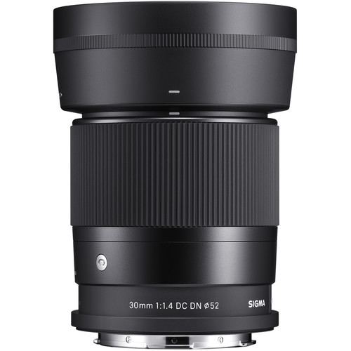 SIGMA 30mm F1.4 DC DN Contemporary for L Mount