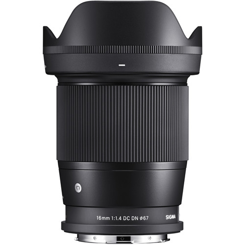 SIGMA 16mm F1.4 DC DN Contemporary for L Mount
