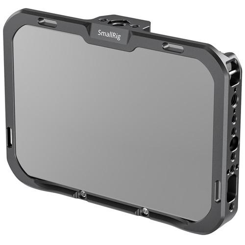 SmallRig Monitor Cage w/ Sun Hood for SmallHD Focus 7