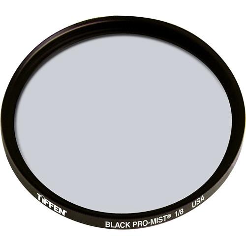TIFFEN 58mm Black Pro-Mist 1/8 Filter
