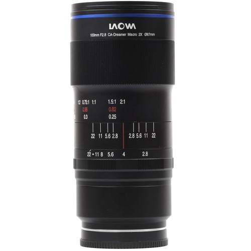 LAOWA 100mm f/2.8 2X Ultra-Macro Lens for Sony FE