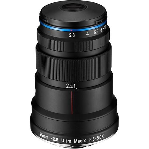 LAOWA 25mm f/2.8 Ultra Macro for Pentax K