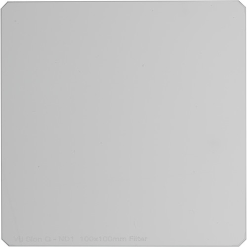 VU Sion Q 100mm Square Filter Neutral Density ND1   #CLEARANCE