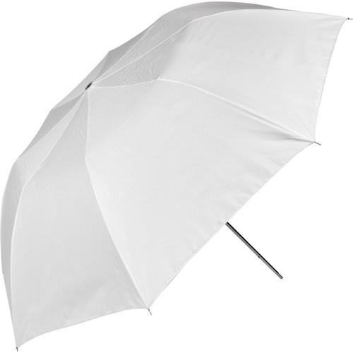 "WESTCOTT 43"" White Collapsible Umbrella     #OPENBOX"