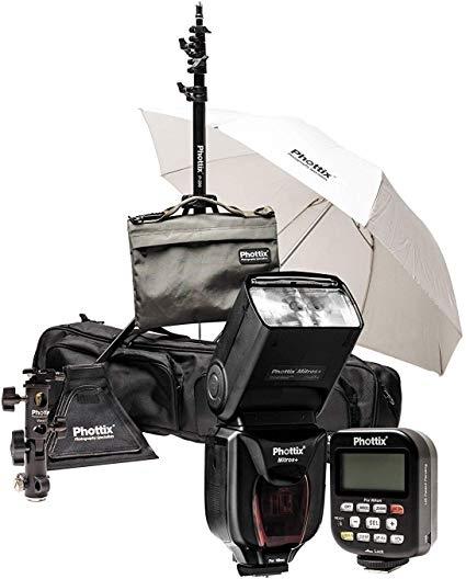 PHOTTIX Kelby Mitros/Odin Light Kit for Canon   #CLEARANCE