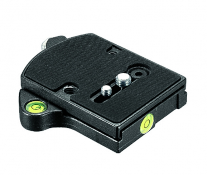 MANFROTTO 394 Quick Release Adapter with plate