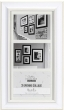 """MALDEN Classic Barnside White Frame 3-Opening 5""""x7"""""""