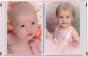PIONEER BEM100P Baby Emroidered Pink Album 1up 100 pocket