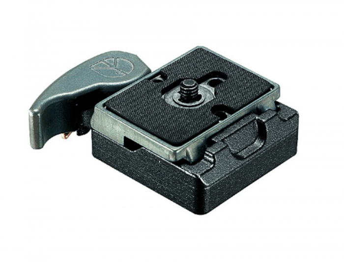 MANFROTTO 323 RC2 Rapid Connect Adapter with plate