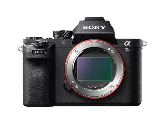 SONY A7S Mk II Camera Body Black