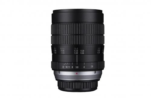 LAOWA 60mm f/2.8 Ultra-Macro Lens for Canon EF