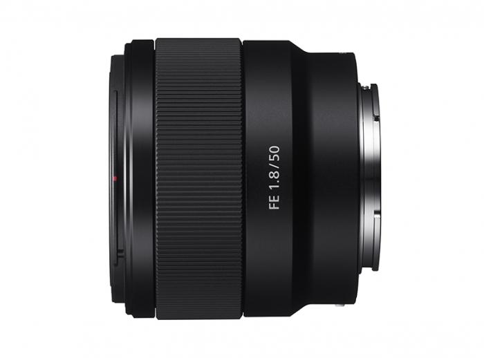 SONY FE 50mm f/1.8 lens SEL50F18F E mount full frame