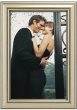 """MALDEN Traditions Silver 5""""x7"""" Frame"""